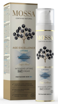 Mossa Age Excellence Intensive Lifting Day Cream 50ml thumbnail